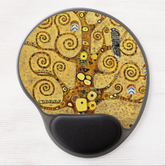 """""""The Tree of Life"""" and Gustav Klimt Gel Mouse Pad"""