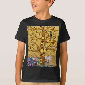 """The Tree of Life"" and Gustav Klimt T-Shirt"