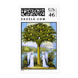 The Tree of Life, c.1892 Postage Stamps