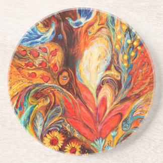 The Tree of Life Drink Coaster