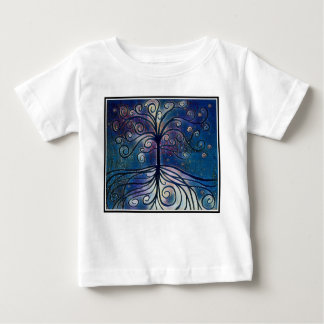 The Tree of Life Collection - Midnight Baby T-Shirt