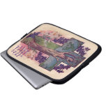 The Tree of Life Cross Christian Laptop Sleeve