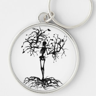 The Tree of Life in Me Keychain