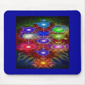 THE TREE OF LIFE MOUSE PAD