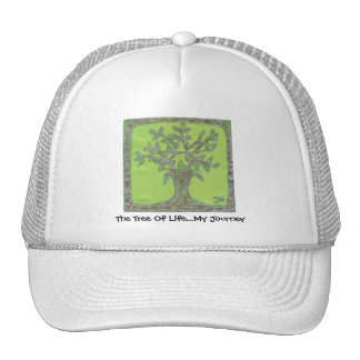 The Tree Of Life...My Journey Trucker Hat