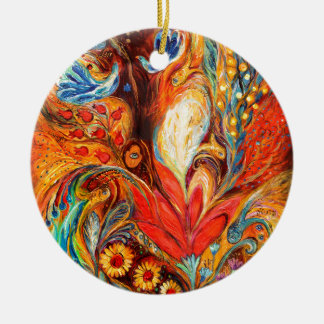 The Tree of Life Christmas Ornament