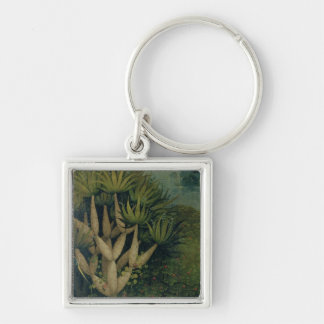 The Tree of the Knowledge of Good and Evil Keychain