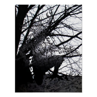 The Tree Ogre Poster