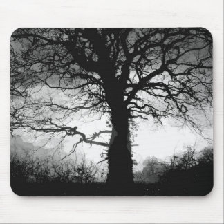 THE TREE ON FOX LANE MOUSE PAD