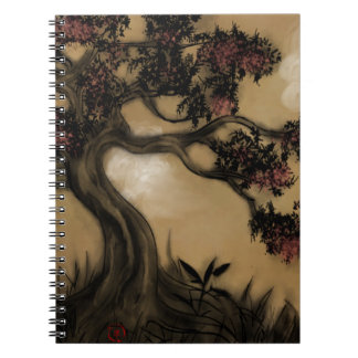 The Tree, Plum Blossoms Notebook