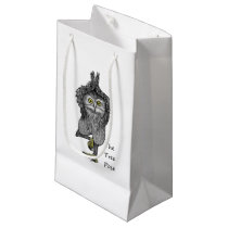 The Tree Pose Small Gift Bag