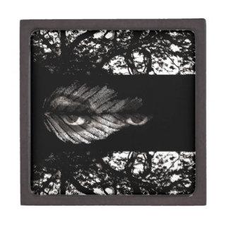The Tree Watcher Jewelry Box