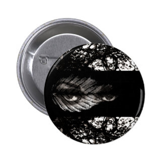 The Tree Watcher Pinback Button
