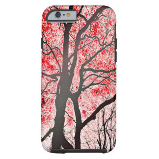 The Trees Know (save & black) Tough iPhone 6 Case