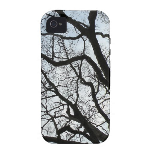 The Tree's Veins iPhone 4/4s Vibe Case iPhone 4/4S Case