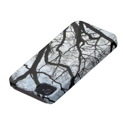 The Tree's Veins iPhone 4 Case