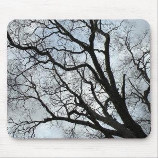 The Tree's Veins mousepad