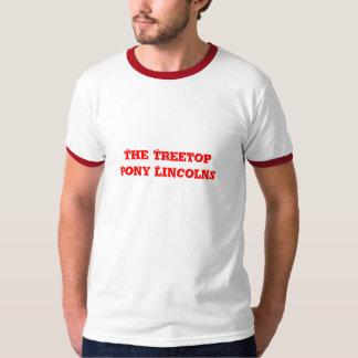 The Treetop Pony Lincolns T-Shirt