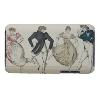 The 'Trenis' Quadrille, plate 19 from 'Le Bon Genr iPod Touch Covers