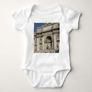 The Trevi Fountain Baby Bodysuit