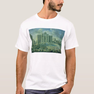 The Trevi Fountain in Rome, 1753-56 T-Shirt
