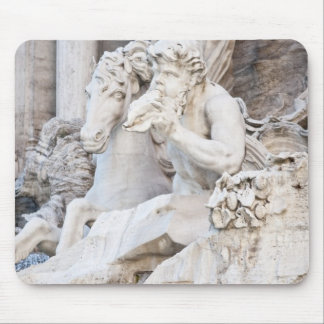 The Trevi Fountain (Italian: Fontana di Trevi) 2 Mouse Pad