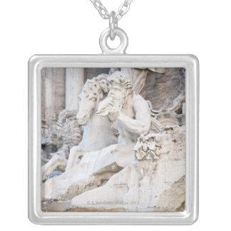 The Trevi Fountain (Italian: Fontana di Trevi) 2 Pendants