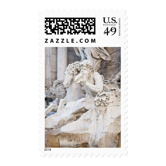 The Trevi Fountain (Italian: Fontana di Trevi) 2 Postage