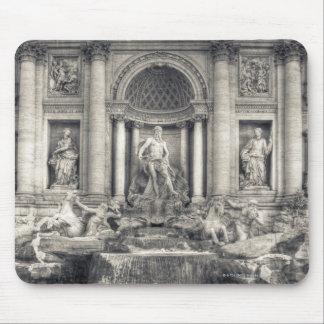 The Trevi Fountain (Italian: Fontana di Trevi) 4 Mouse Pad