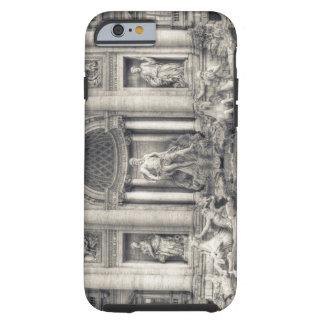 The Trevi Fountain (Italian: Fontana di Trevi) 4 Tough iPhone 6 Case