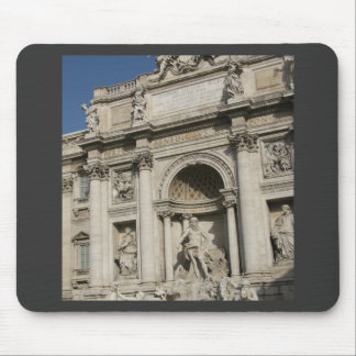 The Trevi Fountain Mouse Pad