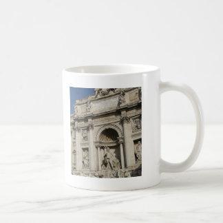 The Trevi Fountain Coffee Mugs
