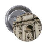 The Trevi Fountain Pinback Buttons