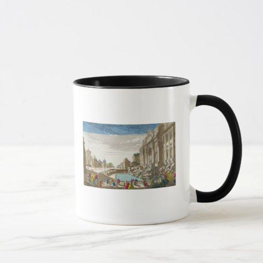 The Trevi Fountain, Rome Mug