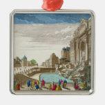 The Trevi Fountain, Rome Ornament