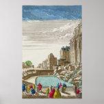 The Trevi Fountain, Rome Print
