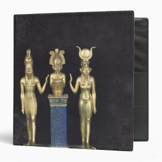 The Triad of Osorkon II, reign of Osorkon II Binder