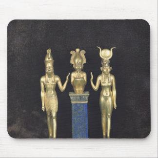 The Triad of Osorkon II, reign of Osorkon II Mouse Pad