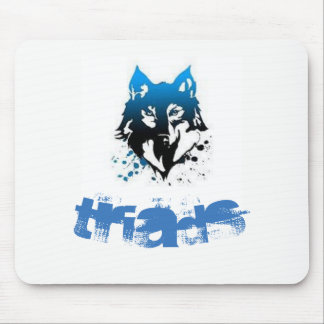 The Triads ALRP logo mousepad