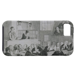 The Trial at the Old Bailey, plate 5 of 'The Drunk iPhone SE/5/5s Case