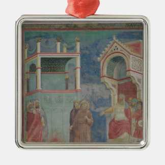 The Trial by Fire Christmas Ornaments
