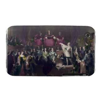 The Trial of Colonel Algernon Sidney by Stephanoff iPhone 3 Case-Mate Cases