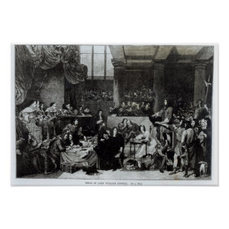 The Trial of Lord William Russell Posters