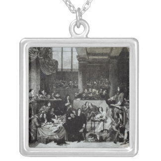 The Trial of Lord William Russell Silver Plated Necklace