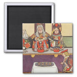 The Trial of the Knave of Hearts Fridge Magnet