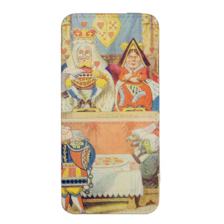 The Trial of the Knave of Hearts iPhone SE/5/5s/5c Pouch