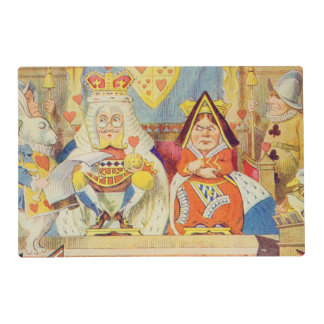 The Trial of the Knave of Hearts Placemat