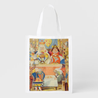 The Trial of the Knave of Hearts Grocery Bag
