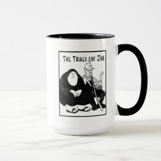 The Trials of Job Ringer Mug