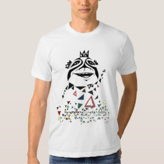 The Triangle King T-shirt